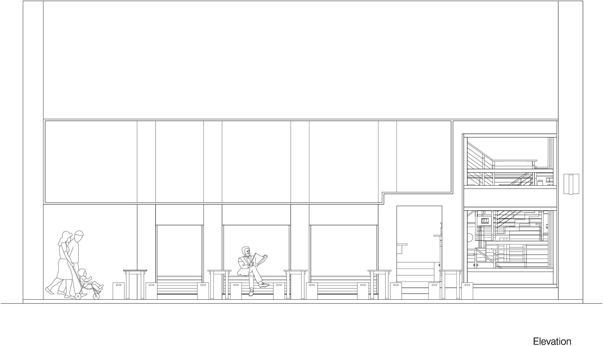Gallery Of Flipboard Cafe Brolly Design 17