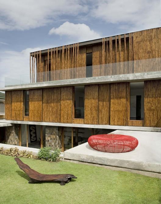 Casa Patio / Atelier Sacha Cotture, © Luca Tettoni