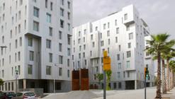 Triton Building / Saeta Estudi + Lluís Cantallops  + Juan Domingo