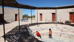 Centro Social Las Margaritas  / Dellekamp Arquitectos + TOA Taller de Operaciones Ambientales + Comunidad de Aprendizaje