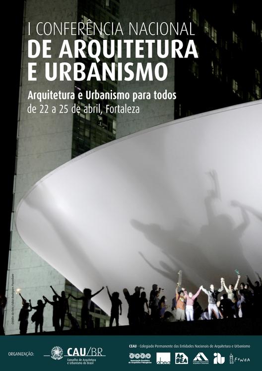 I Conferência Nacional de Arquitetura e Urbanismo em Fortaleza