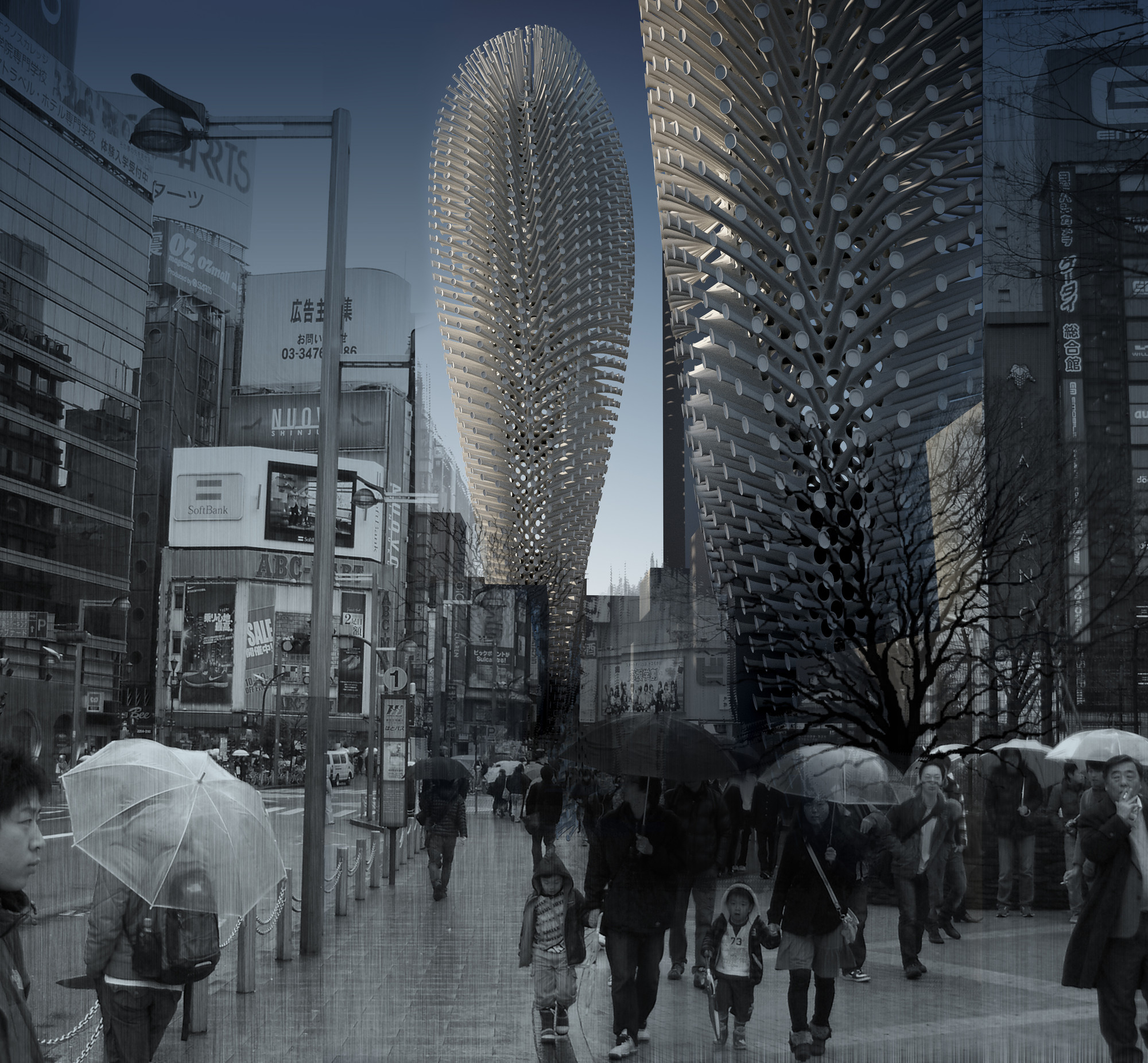Architecture Photography Competition 2014 evolo 2014 skyscraper competition winners | archdaily