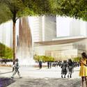 Phase One Visualisation © Nelson Byrd Woltz. Image Courtesy of Hudson Yards