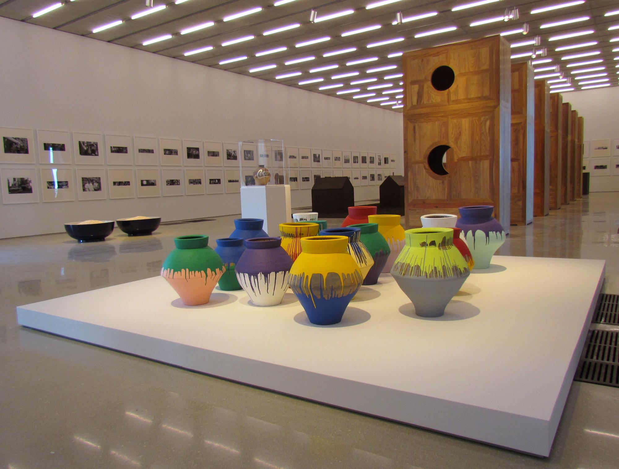 Non-Stick PAMM, Perez Art Museum Miami / Herzog and de Meuron. Image © Paul Clemence