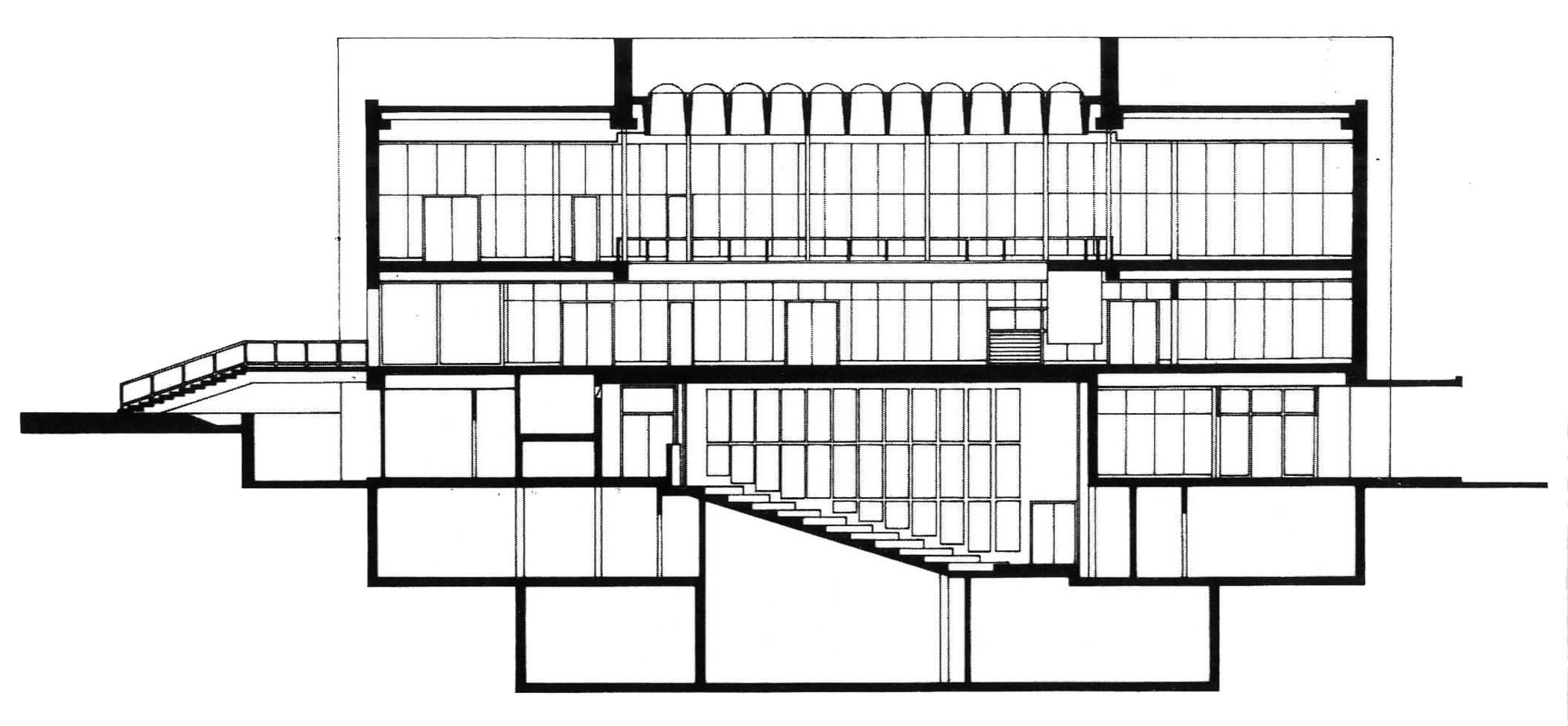 Clásicos de Arquitectura: Instituto de Arte Munson-Williams-Proctor (MWPAI) / Philip Johnson