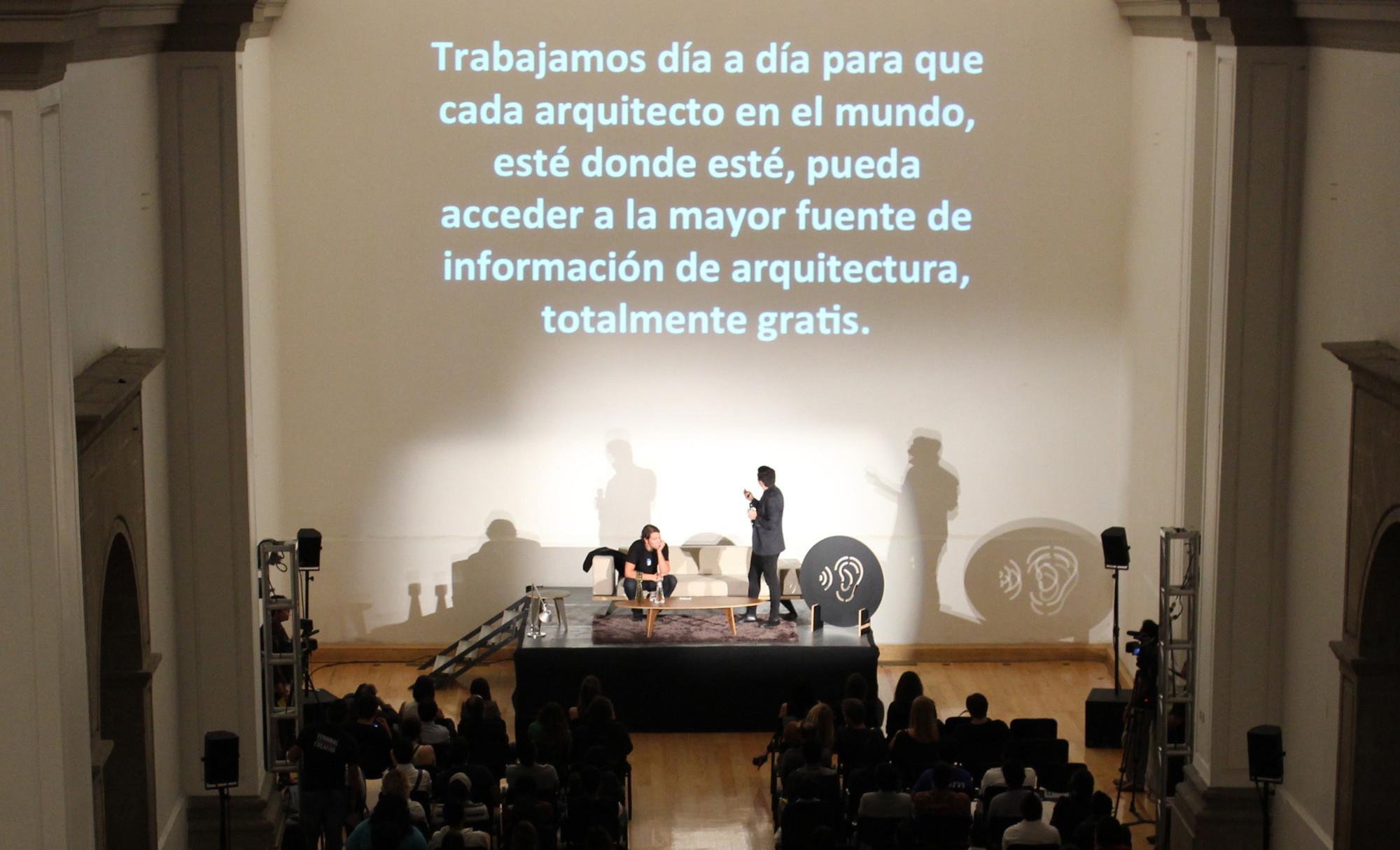 Se da inicio a MEXTRÓPOLI, Festival Internacional de Arquitectura y Ciudad