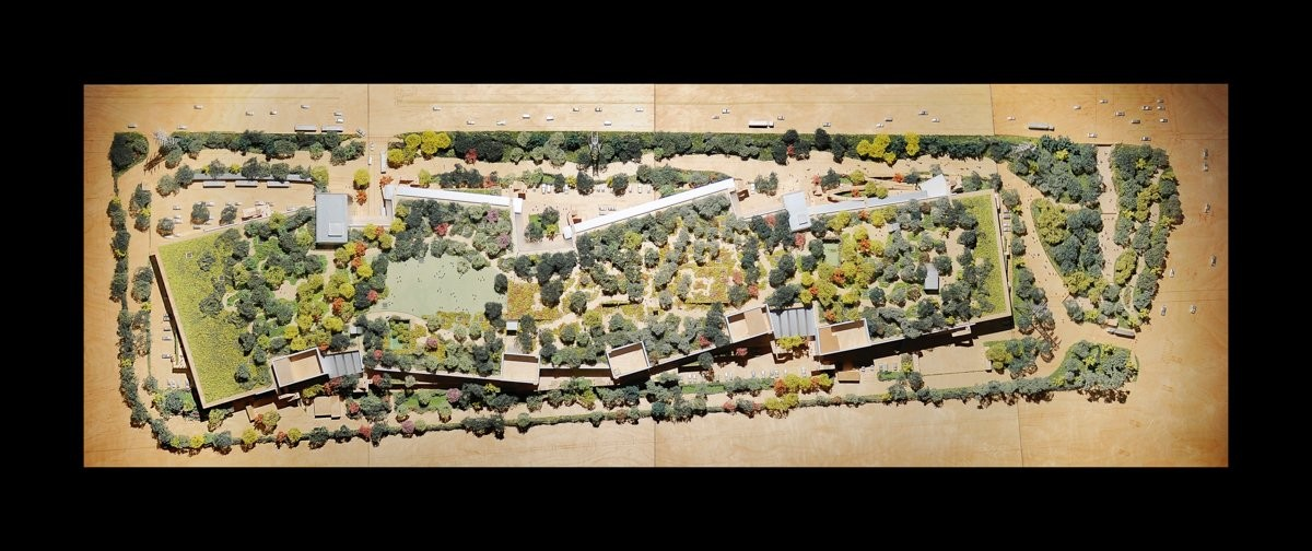 gehry design facebook seattle. New Images Of The Frank Gehry Facebook Campus Released Design Seattle \