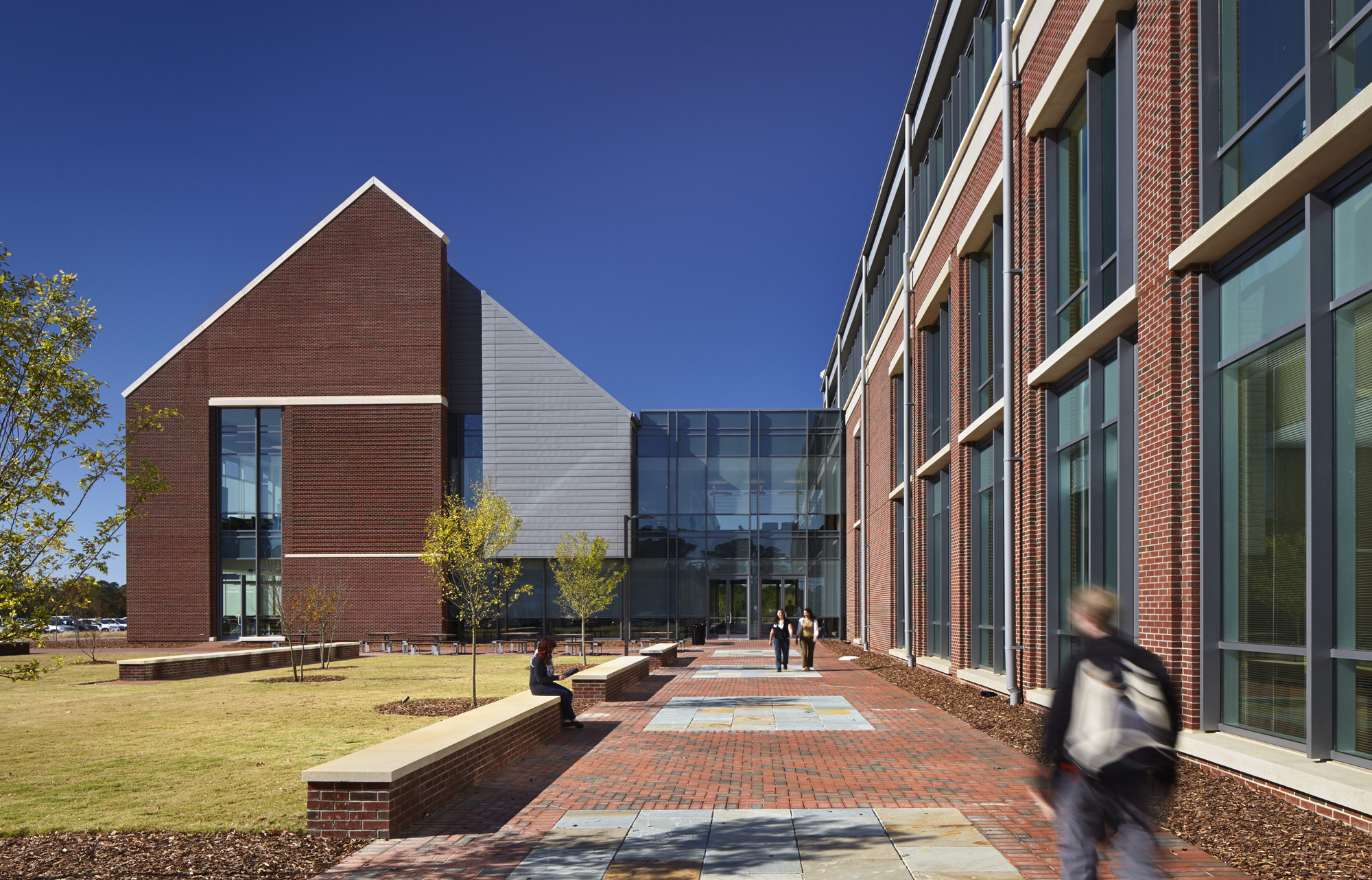 Campbell University School of Osteopathic Medicine / Little, © Mark Herboth