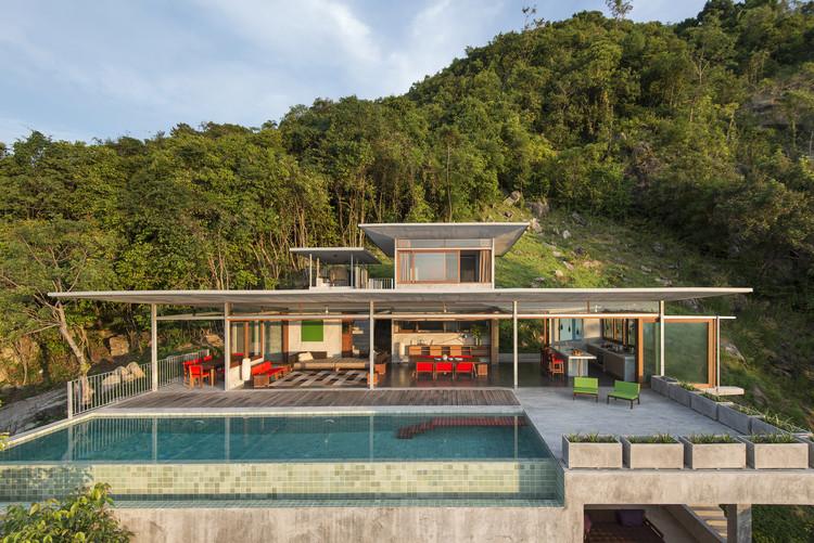 A Casa Nua / Marc Gerritsen, Cortesia de Marc Gerritsen