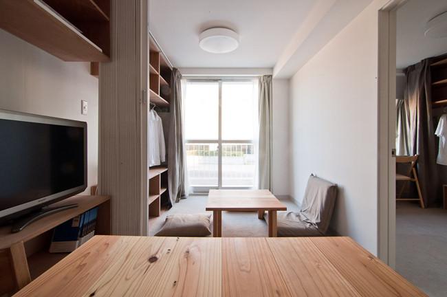 Premio Pritzker 2014: Viviendas de emergencia de Shigeru Ban post-desastre en Japón, Courtesy of Shigeru Ban Architects