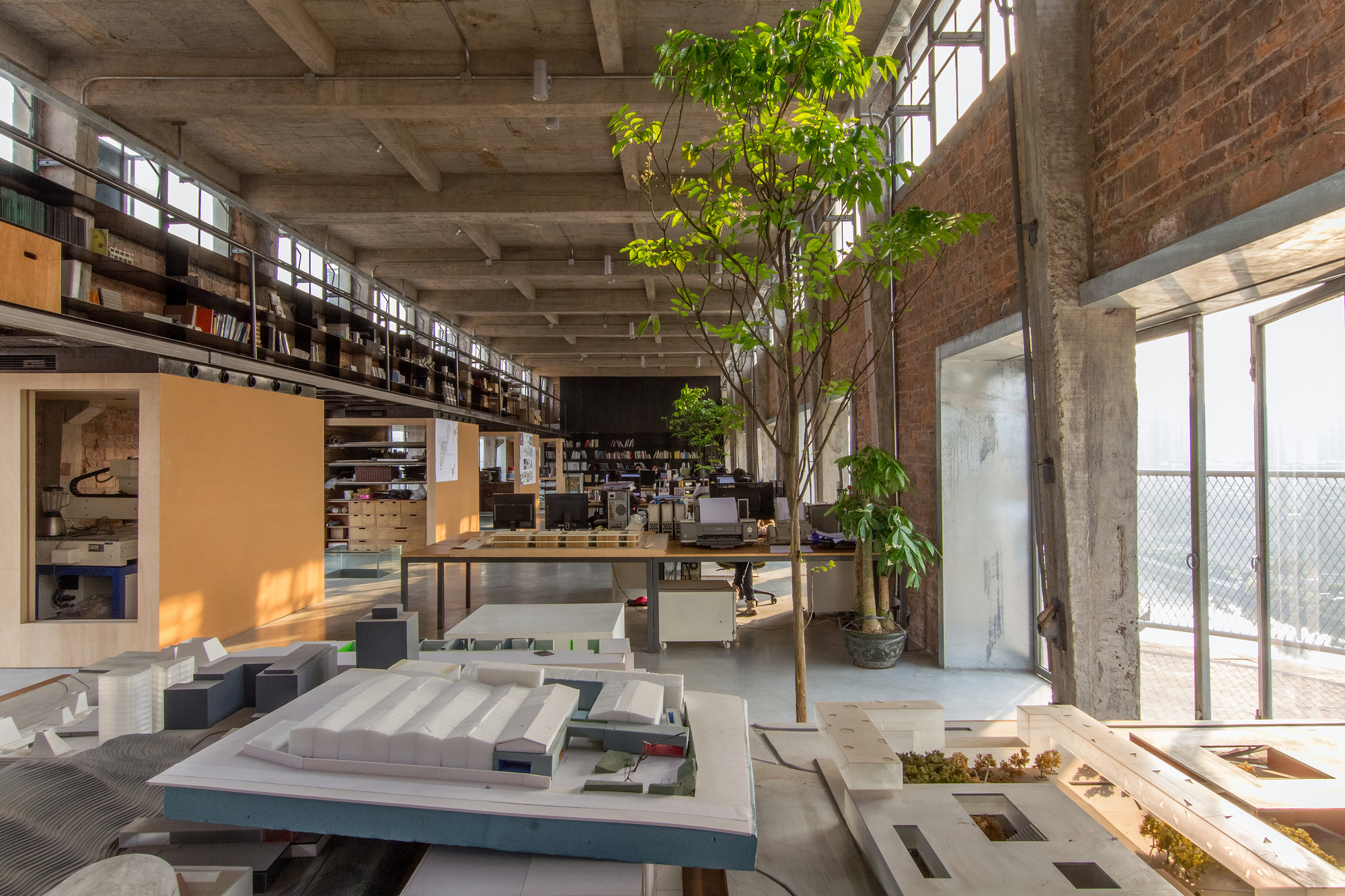 Gallery of silo top studio o office architects 4 for The space studio architects