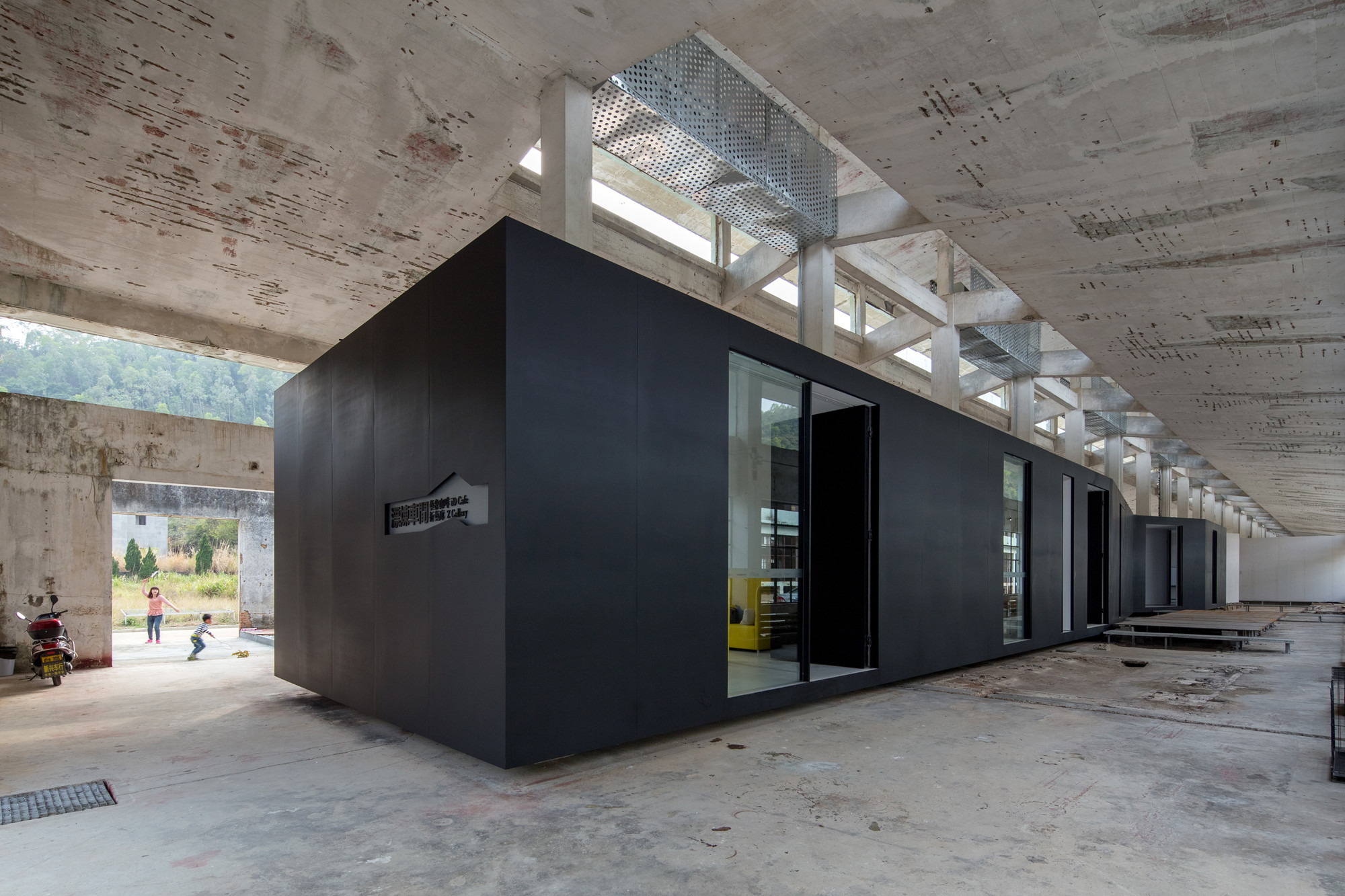 Gallery of z gallery o office architects 5 for Architecture buro