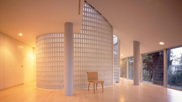 Prêmio Pritzker 2014: o interior da casa de Shigeru Ban, © Hiroyuki Hirai
