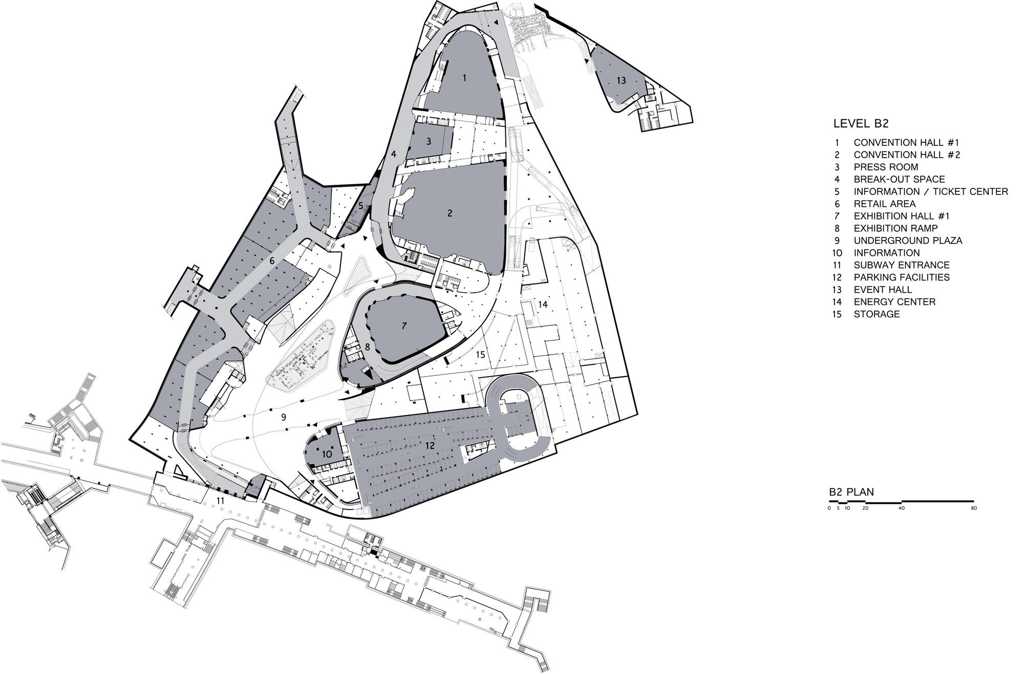 Gallery Of Dongdaemun Design Plaza Zaha Hadid Architects 21