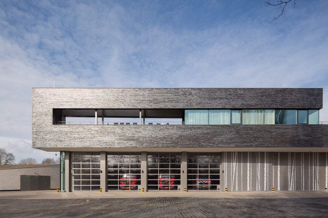 Fire Station Doetinchem Bekkering Adams Architects