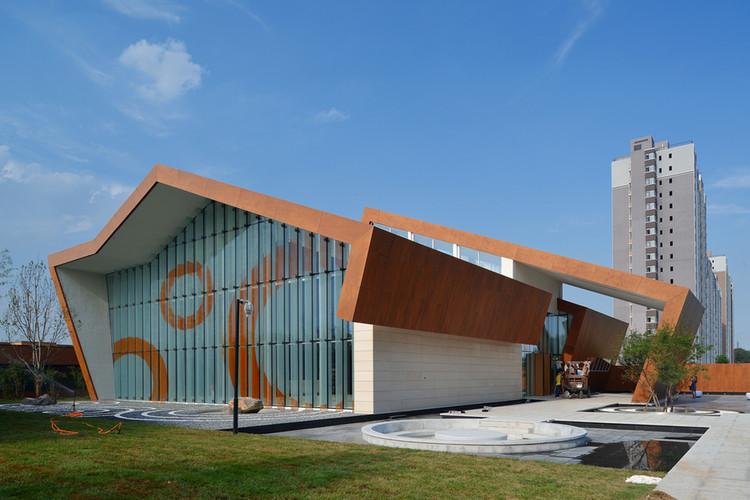 Vanke Orange City Sales Center / Sunlay Design Group, ©  SHU He
