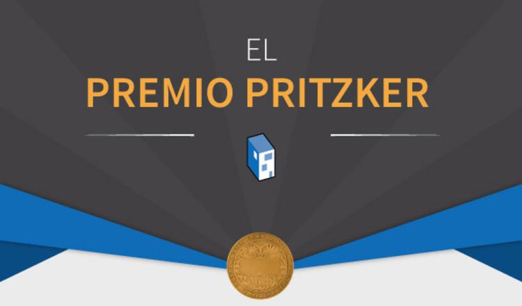 Infografía: El Premio Pritzker, 1979 – 2014