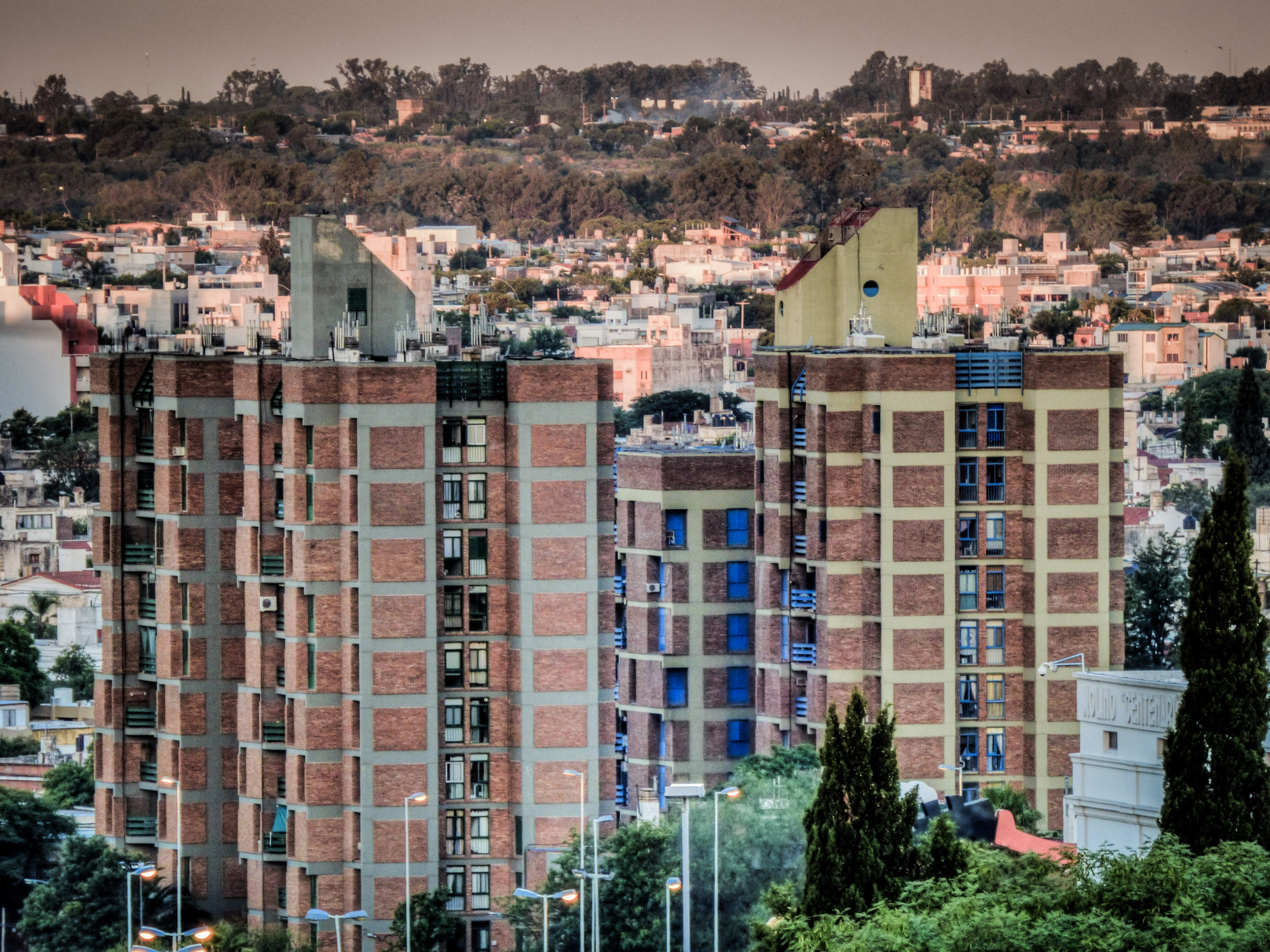 Clásicos de Arquitectura: Torres de Junior / Remo Moretti, © Gonzalo Viramonte