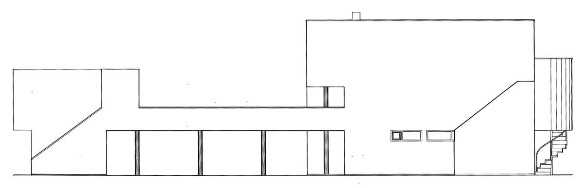 Gallery Of Ad Classics Saltzman House Richard Meier