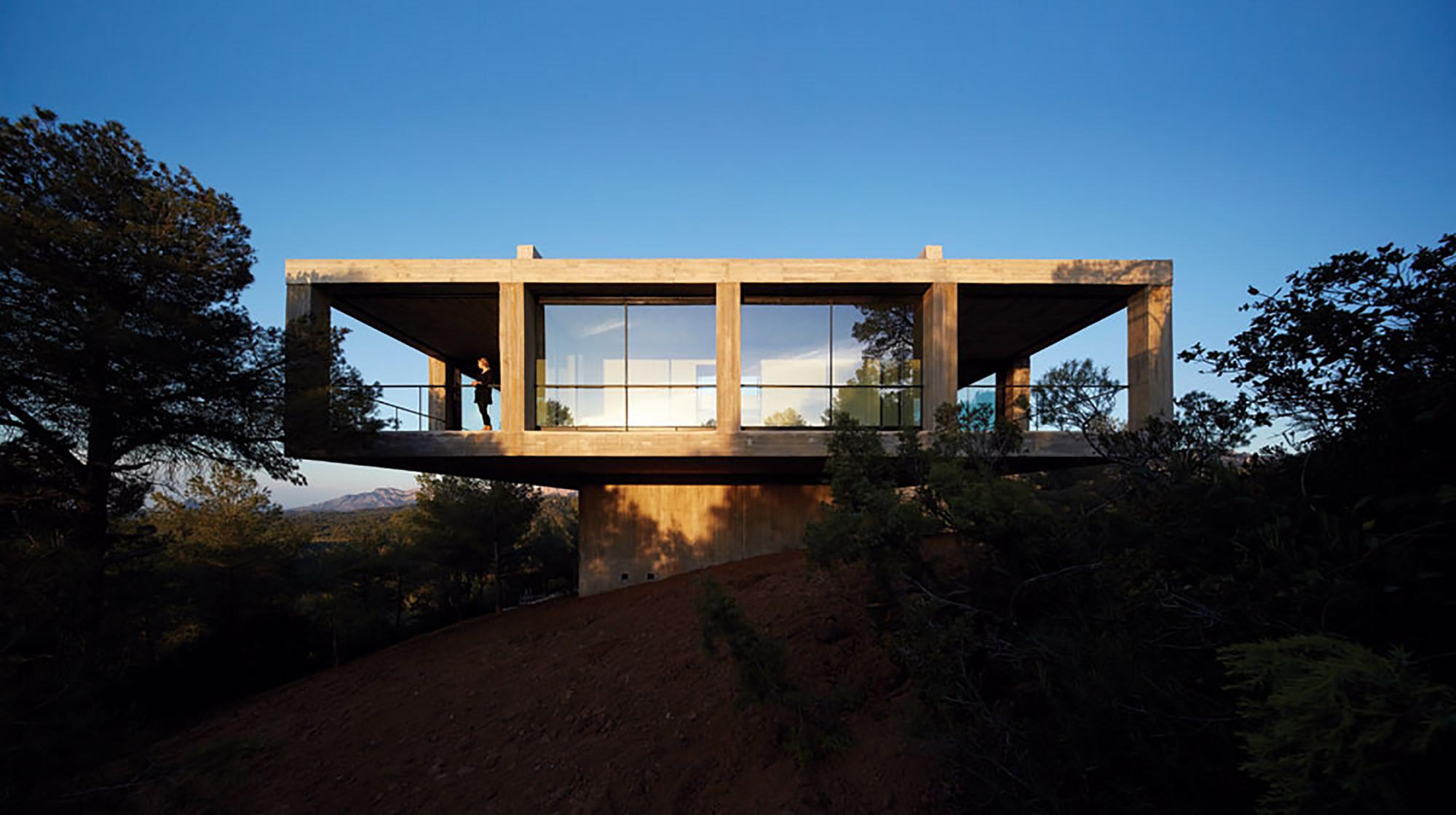 Solo House / Pezo von Ellrichshausen, © Cristobal Palma / Estudio Palma