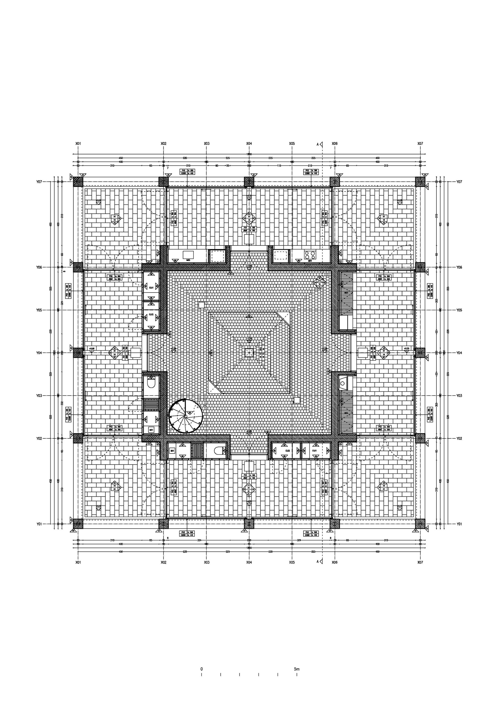 Galeria de solo house pezo von ellrichshausen 13 for Cbs construction home plans