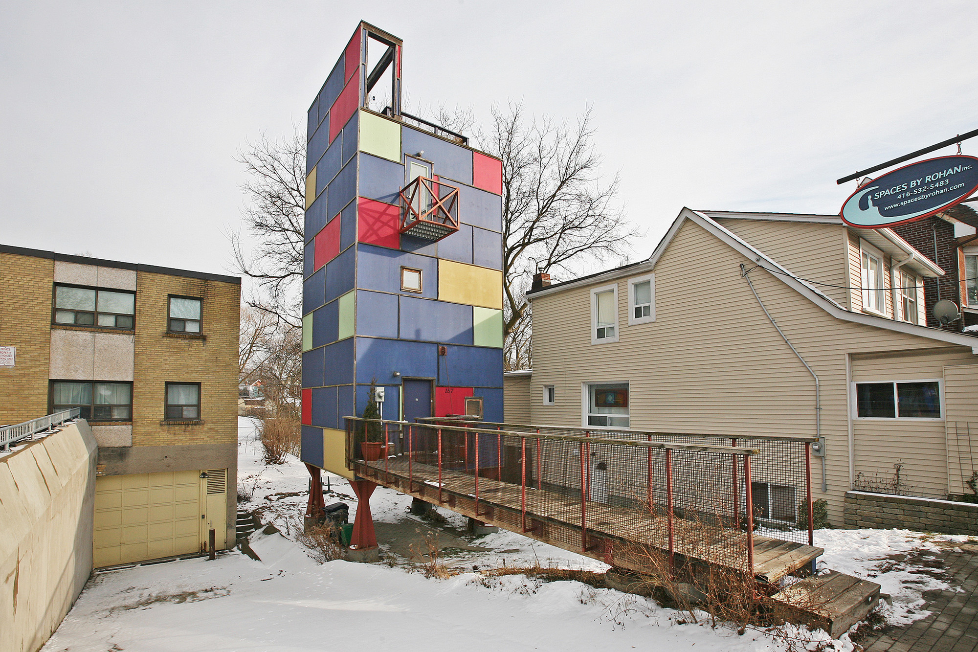 The Coxwell House  / Rohan Walter, © Dave Rempel