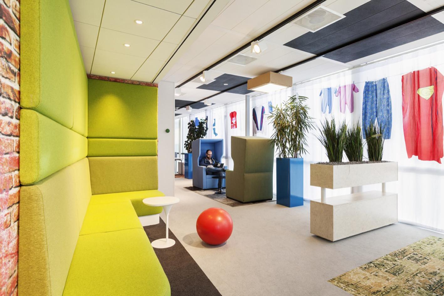 google office decor. Zoom Image | View Original Size Google Office Decor