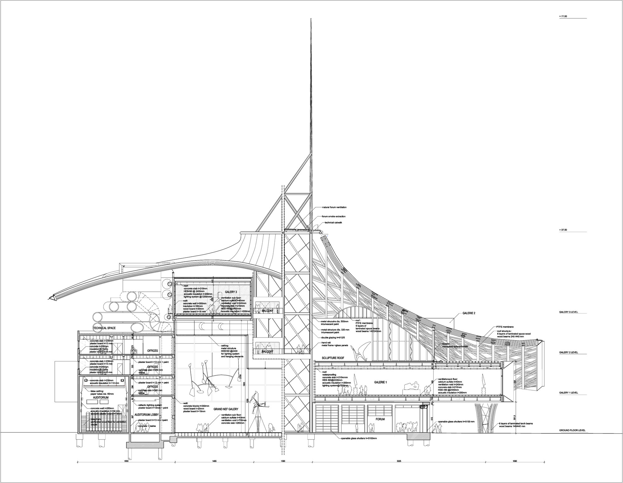 Centre Pompidou Metz Shigeru Ban Architects Archdaily House Wiring Diagram France Never Miss A Good Story Subscribe To Our Daily Newsletter