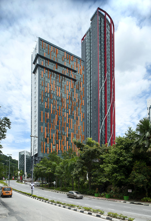 Empire Damansara / Ong & Ong, © Rupajiwa Studio