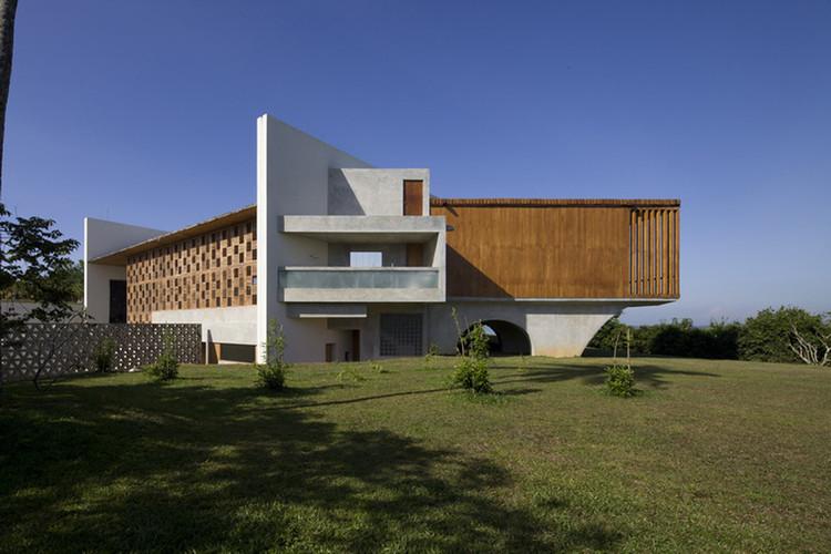 Residência Vista / Shigeru Ban Architects, © Hiroyuki Hirai