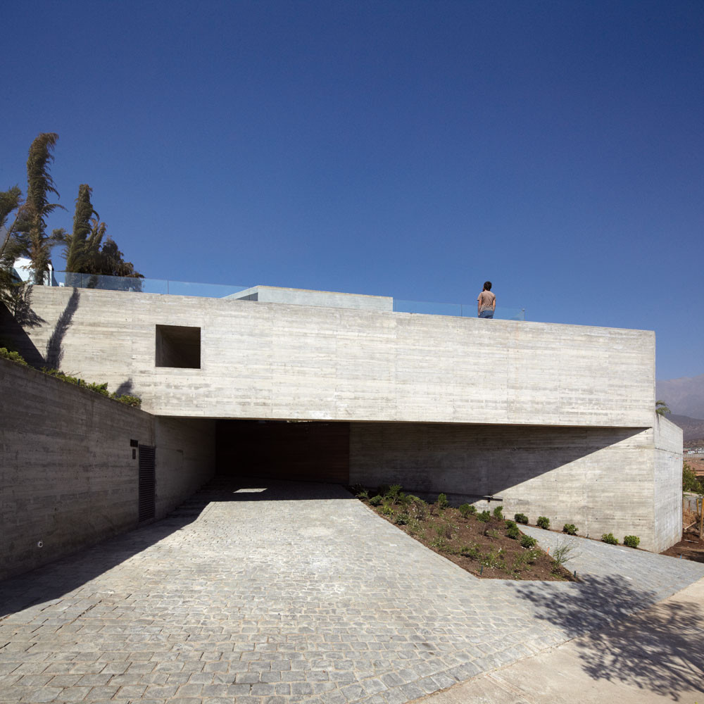 Mirador de los Dominicos House / Carreño Sartori Arquitectos, © Cristobal Palma / Estudio Palma