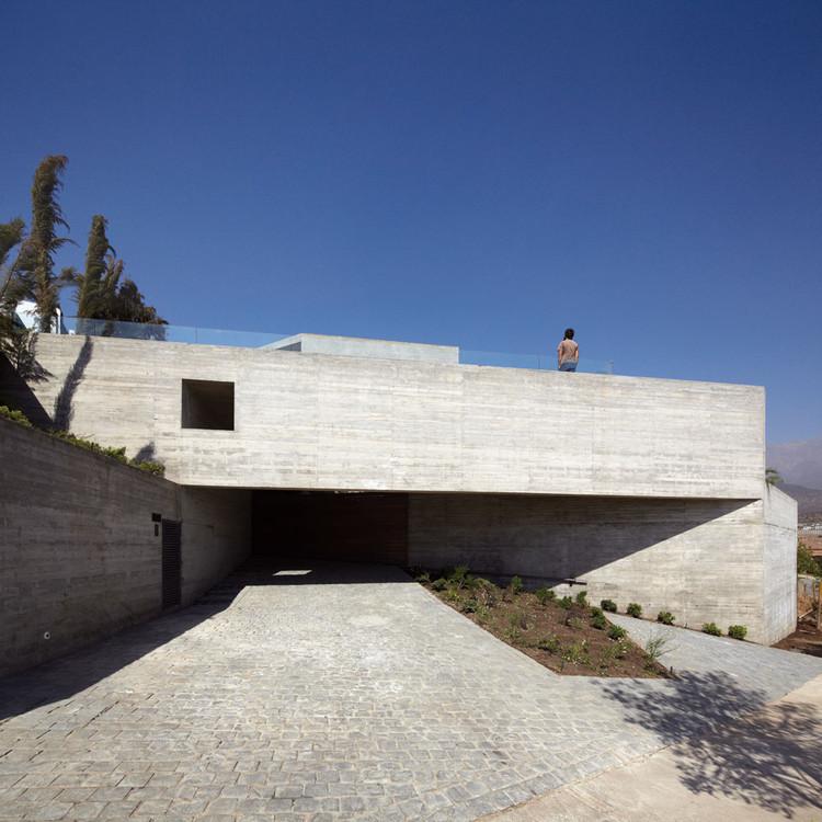 Casa mirador de Los Dominicos / Mario Carreño Zunino & Piera Sartori del Campo, © Cristobal Palma / Estudio Palma