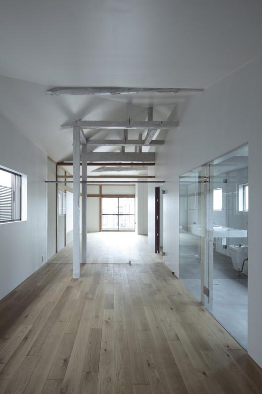 Hanegi G - House / Makoto Yamaguchi Design, © Koichi Torimura