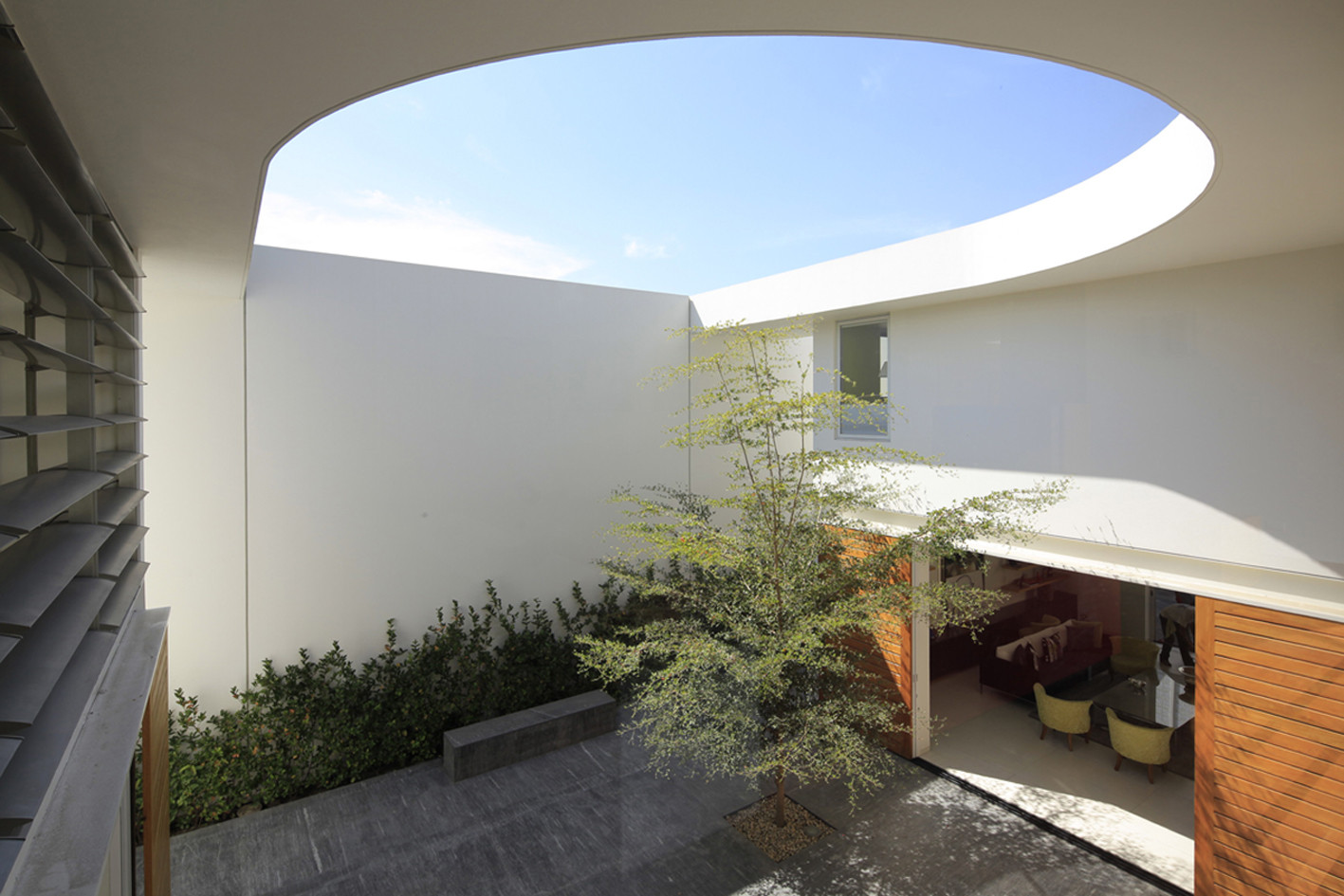 AVE House / Juan Ignacio Castiello Arquitectos , © Carlos Díaz Corona