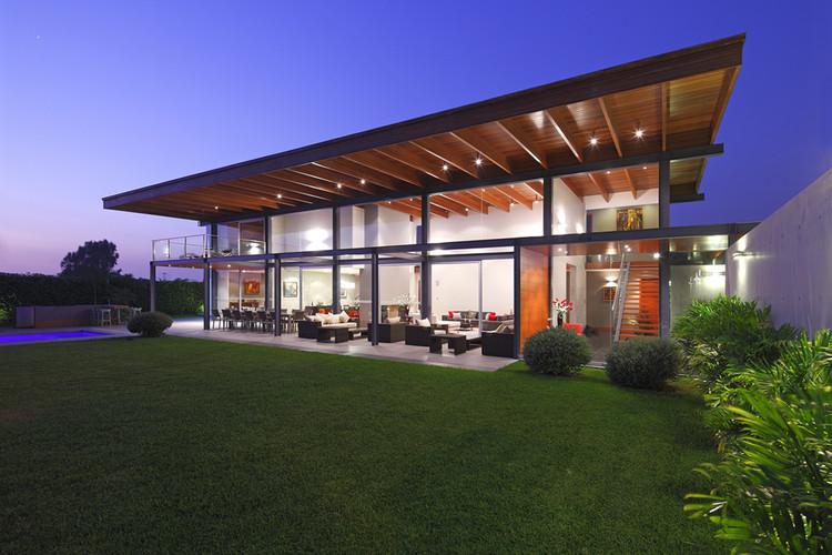 Casa BK / Domenack Arquitectos, © Juan Solano