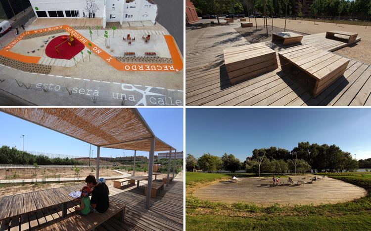 """""""Esto no es un Solar"""": Reconvirtiendo parcelas vacías en espacio público [Parte I], Cortesía de Esto no es un Solar"""