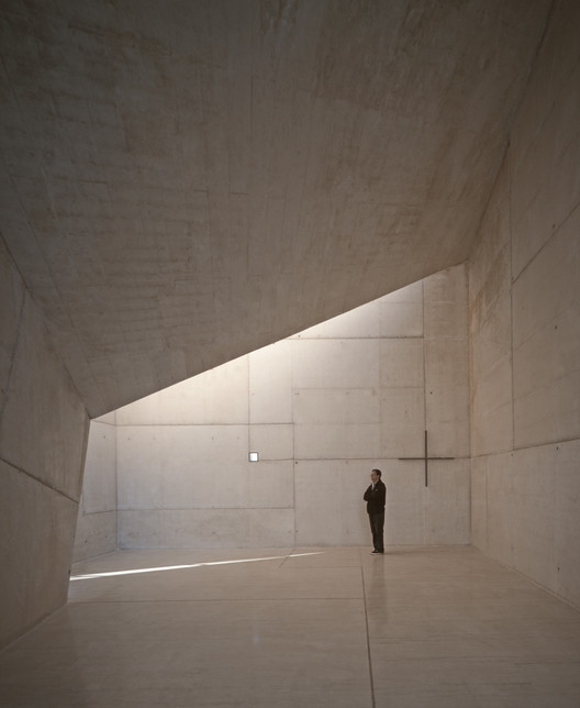 Light Matters: Espaços Sagrados, Chapel in Villeaceron, Spain. Architect: Sancho-Madridejos Architecture Office. Image © Hisao Suzuki