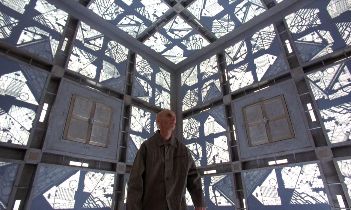 """Cine y Arquitectura: """"Cube"""""""