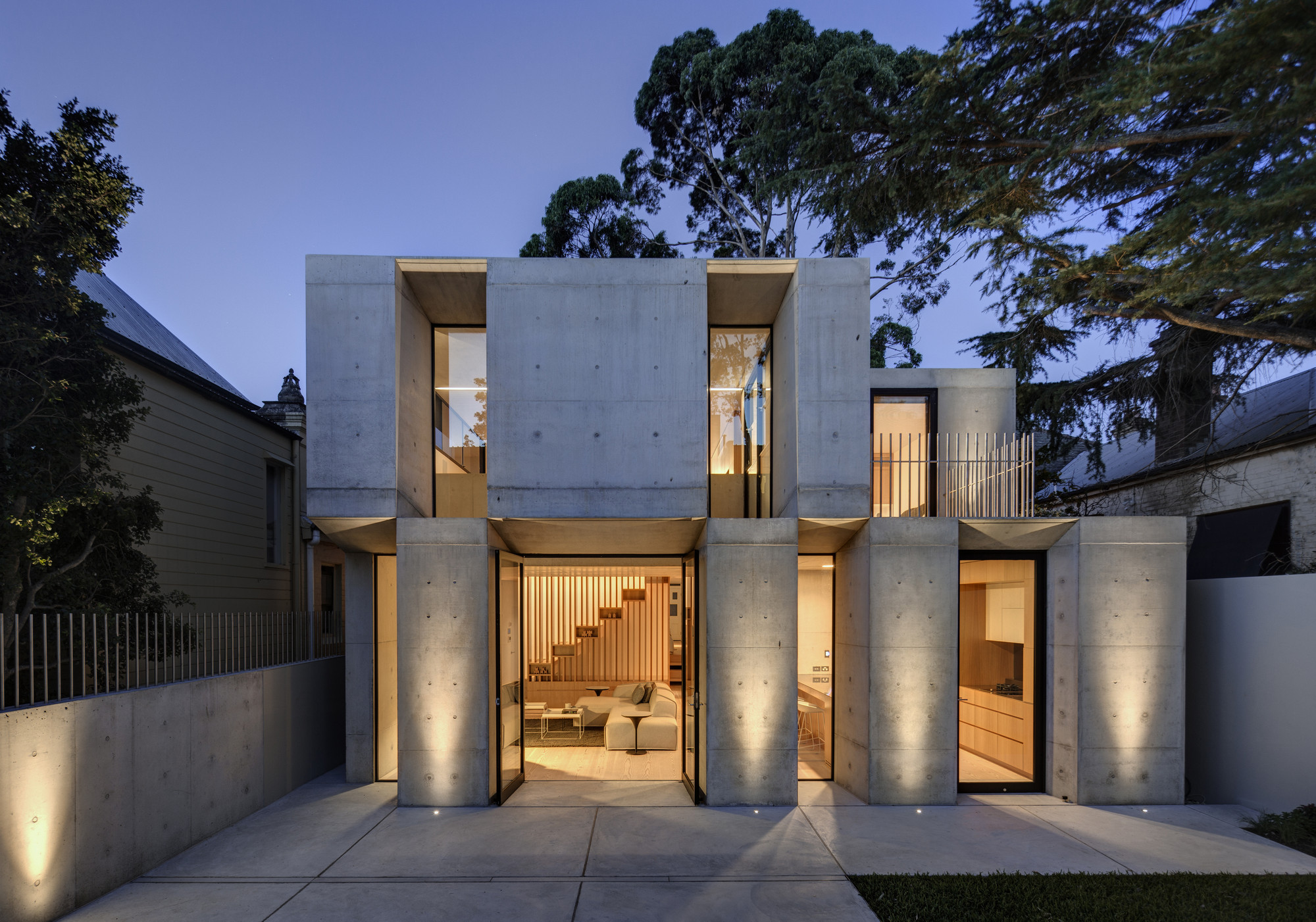 Glebe House / Nobbs Radford Architects, Courtesy of Nobbs Radford Architects