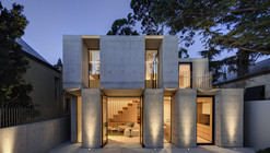 Vivienda Glebe / Nobbs Radford Architects