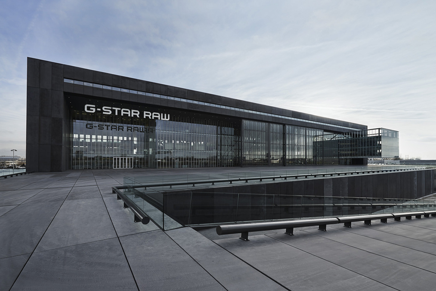 G-Star RAW HQ / OMA, Courtesy of OMA - G-Star