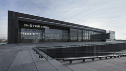 Oficinas G-Star RAW / OMA