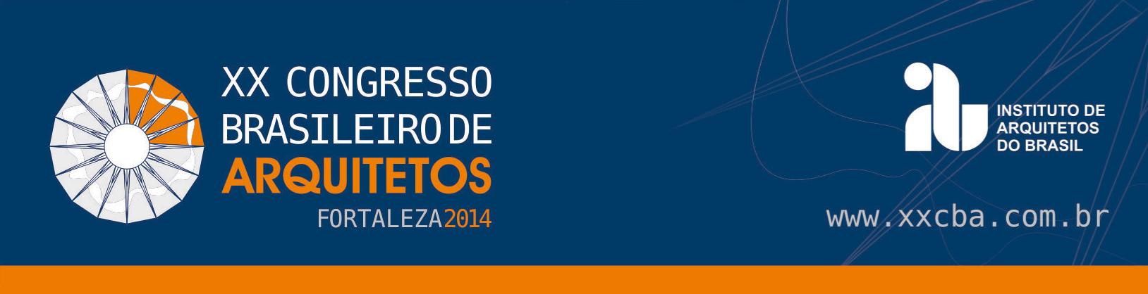 Projetos de urbanismo e habitação social brasileiros serão discutidos no XX CBA