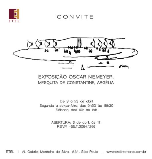 Convite_exposi%c3%a7%c3%a3o_oscar_niemeyer_-_mesquita_de_constantine__arg%c3%a9lia