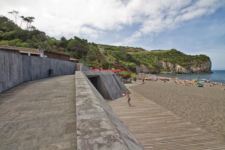 Requalificação do Balneário da Praia dos Moinhos / M-Arquitectos , © Paulo Goulart