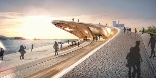 EDP Cultural Centre / Amanda Levete Architects