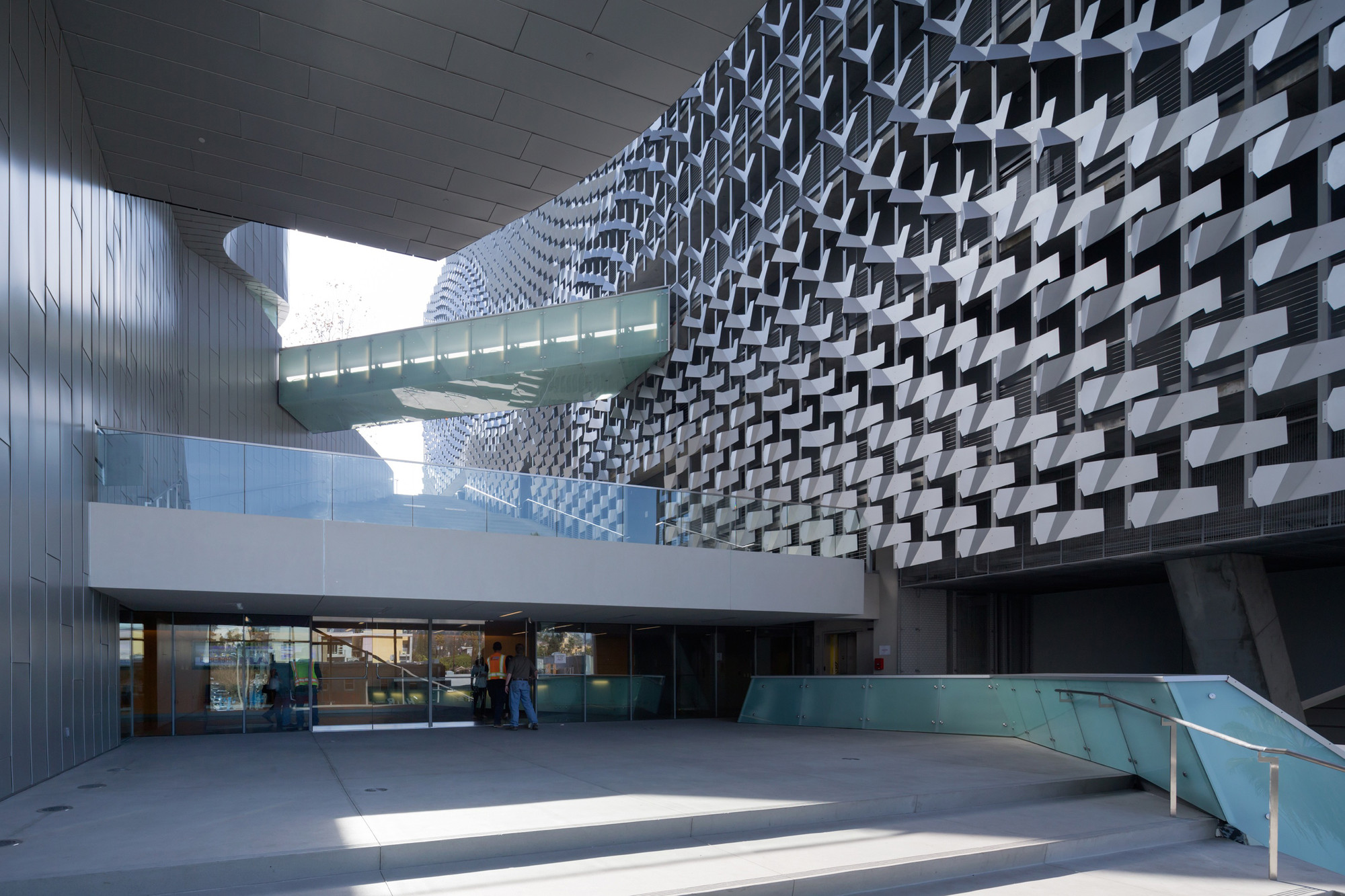 Emerson College Los Angeles >> Gallery Of Emerson College Los Angeles Morphosis Architects 2