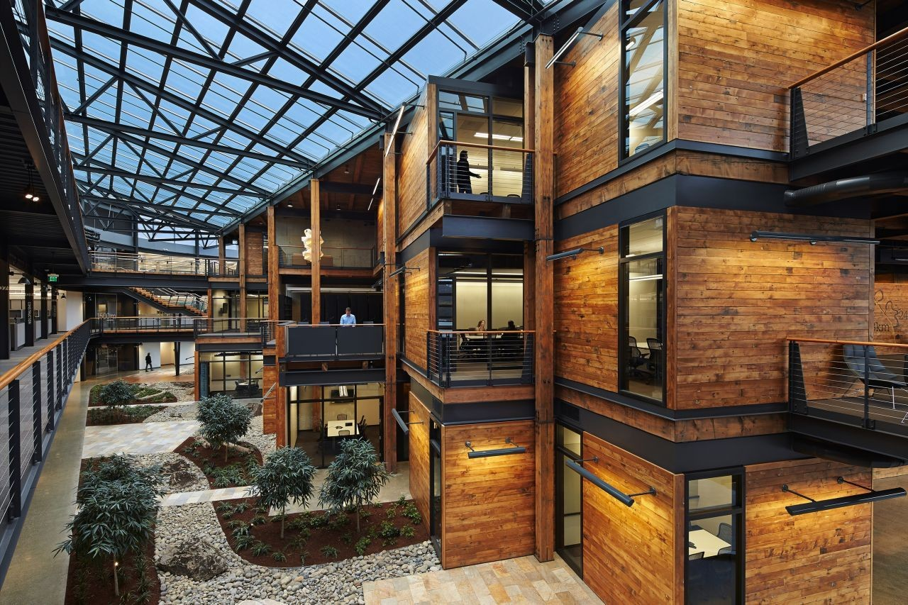 2014 u s wood design award winners archdaily for Award winning architects