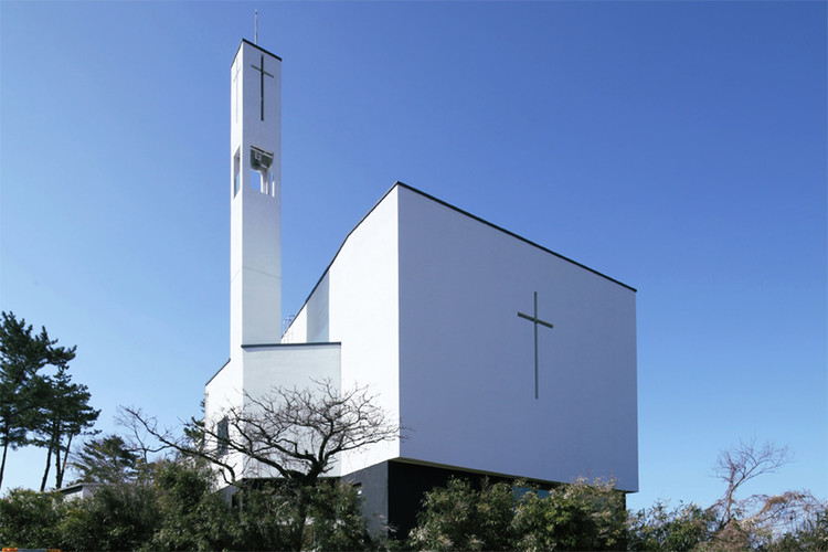 JA Curve Church / ZIP Partners Architecture, © Choi Hyuk-jae