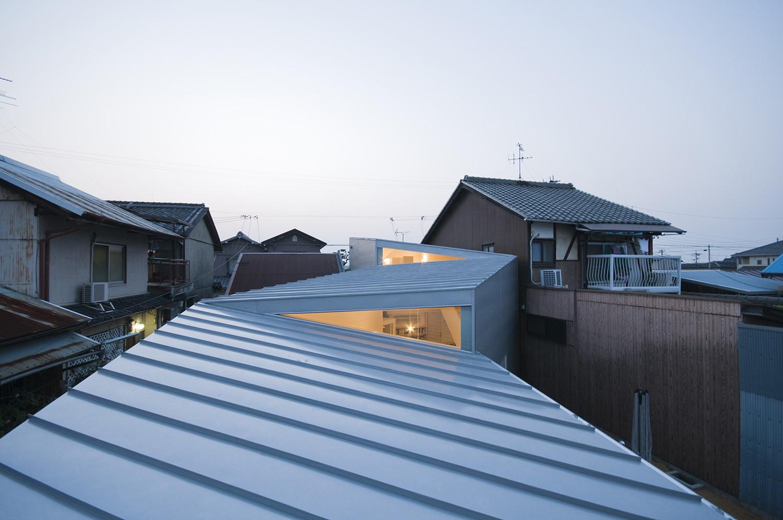 House Twisted / Alphaville Architects, © Ichiro Sugioka